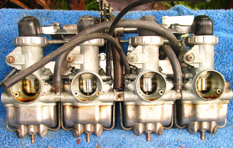 Honda CB750 image gallery